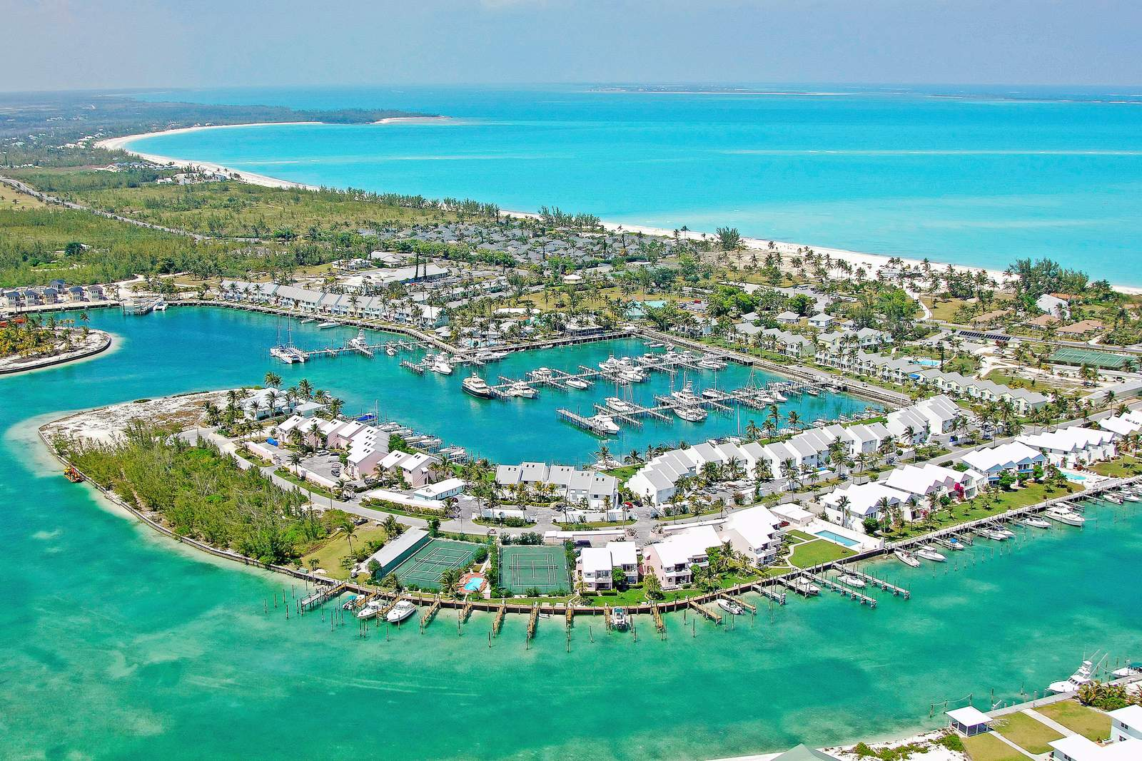 Treasure Cay***