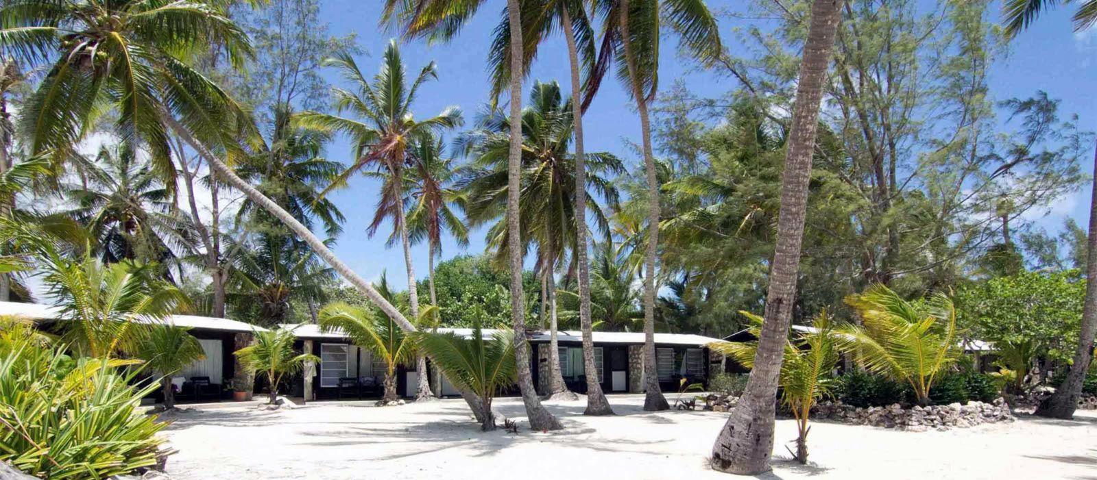 Impression Small Hope Bay Lodges