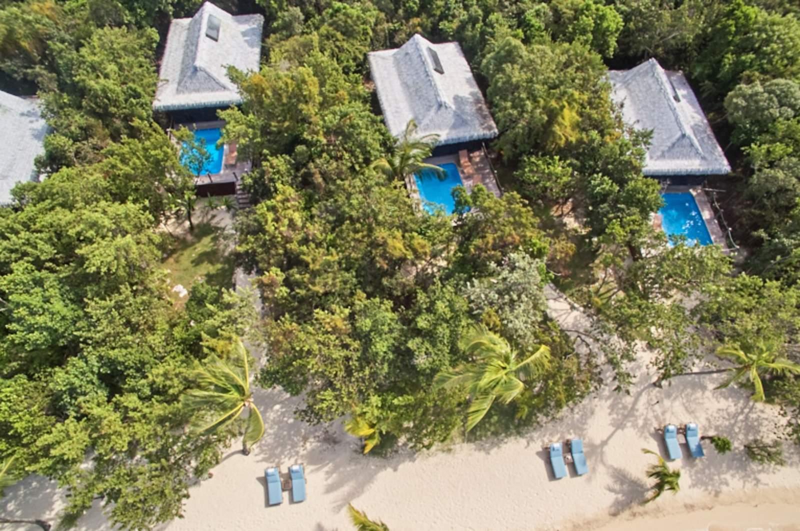 Tiamo Resort, Cottages