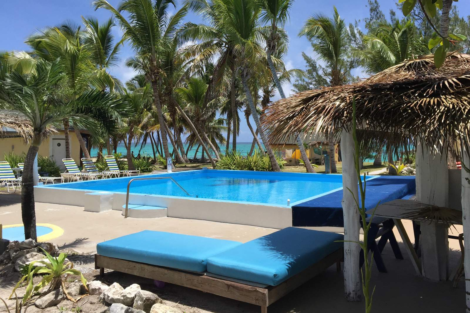 Pool bei Greenwood Beach Resort**