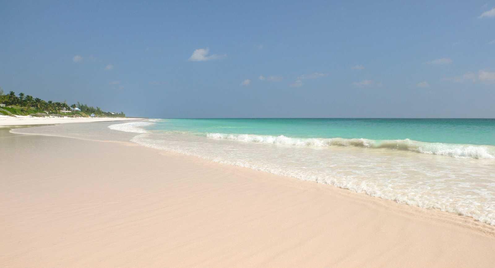 Pink Sand Beach in der Nähe