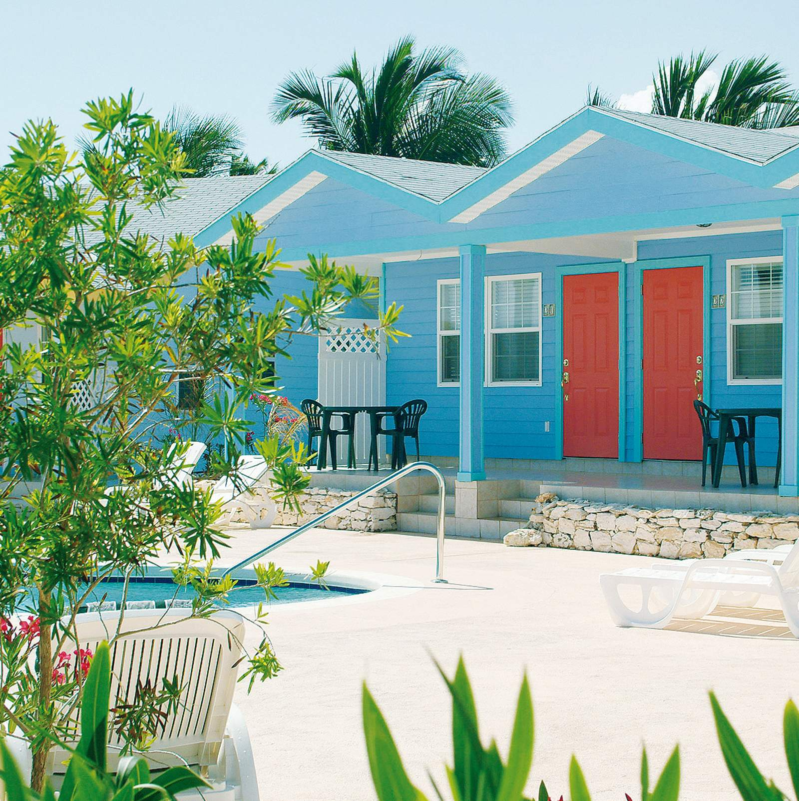 Hideaways at Palm Bay Beach Club