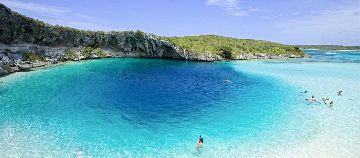 Lagune im Stella Maris Resort