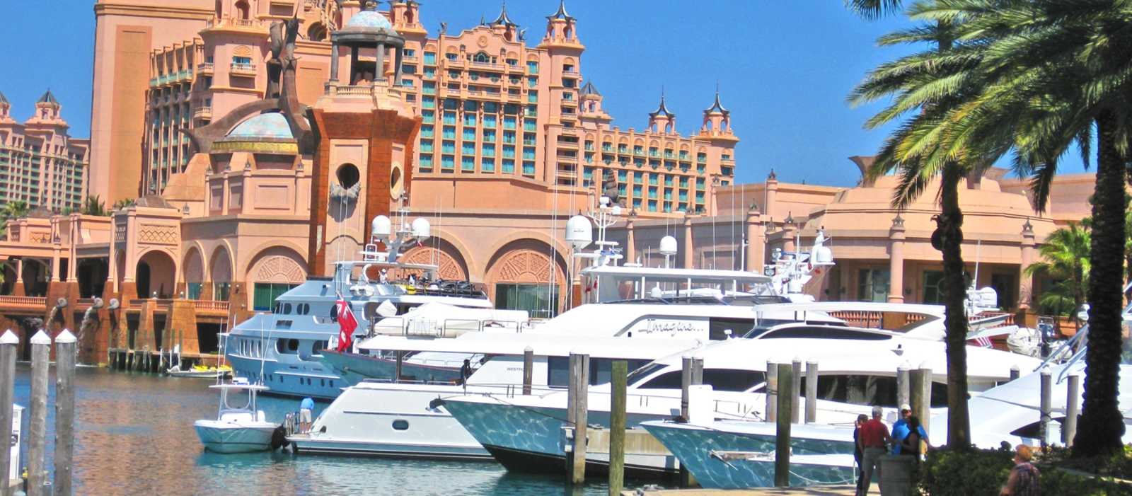 Marina des Atlantis Resorts