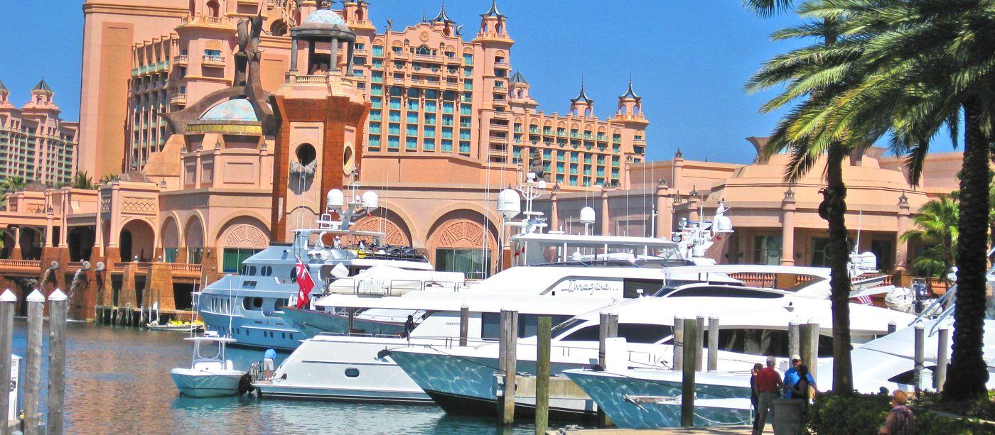 Marina des Atlantis Resorts
