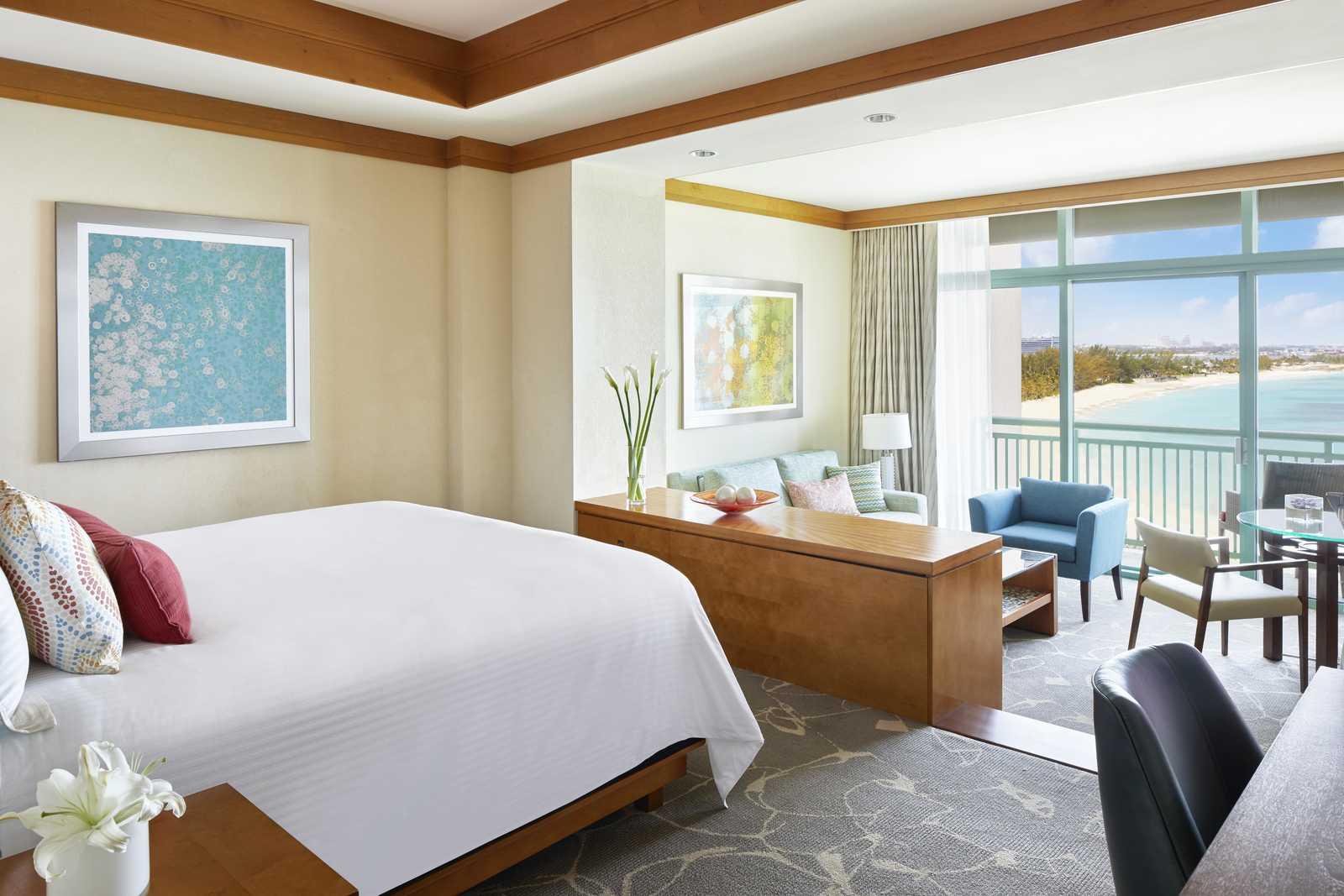 Suite, Beispiel im The Cove