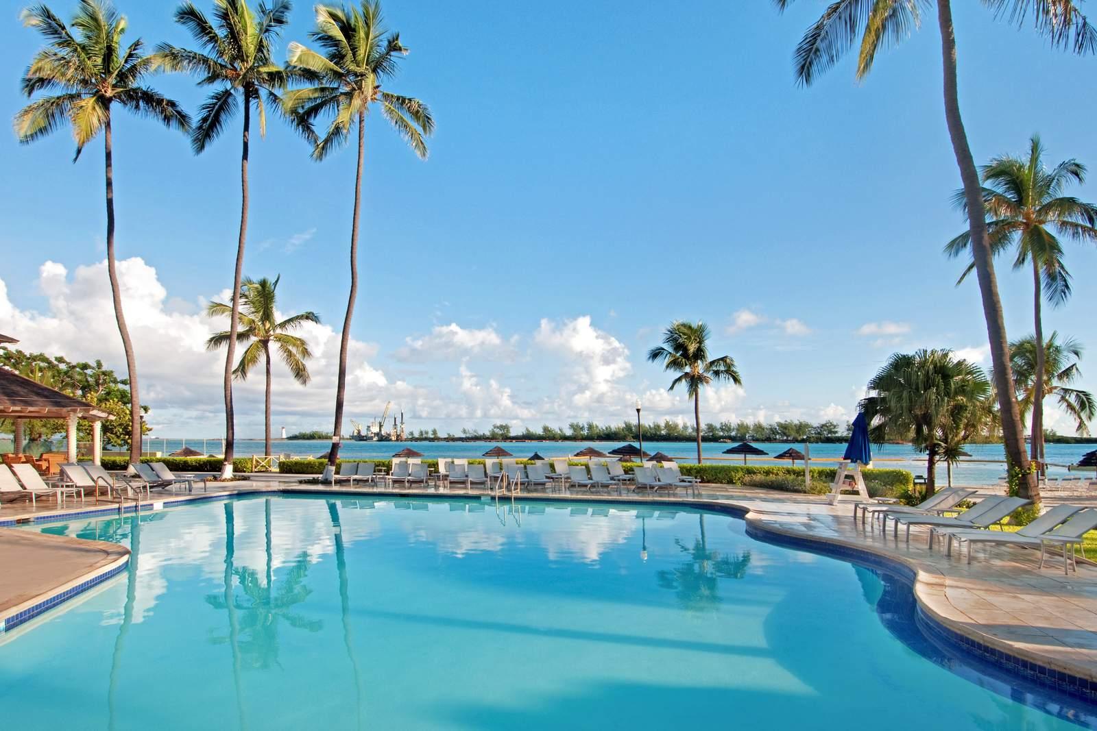British Colonial Hilton****, Nassau, Pool