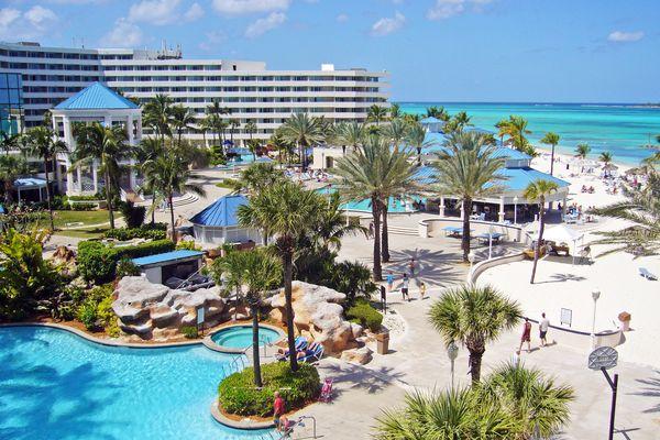 Bahamas Cable Beach Melia Nassau Beach Hotel