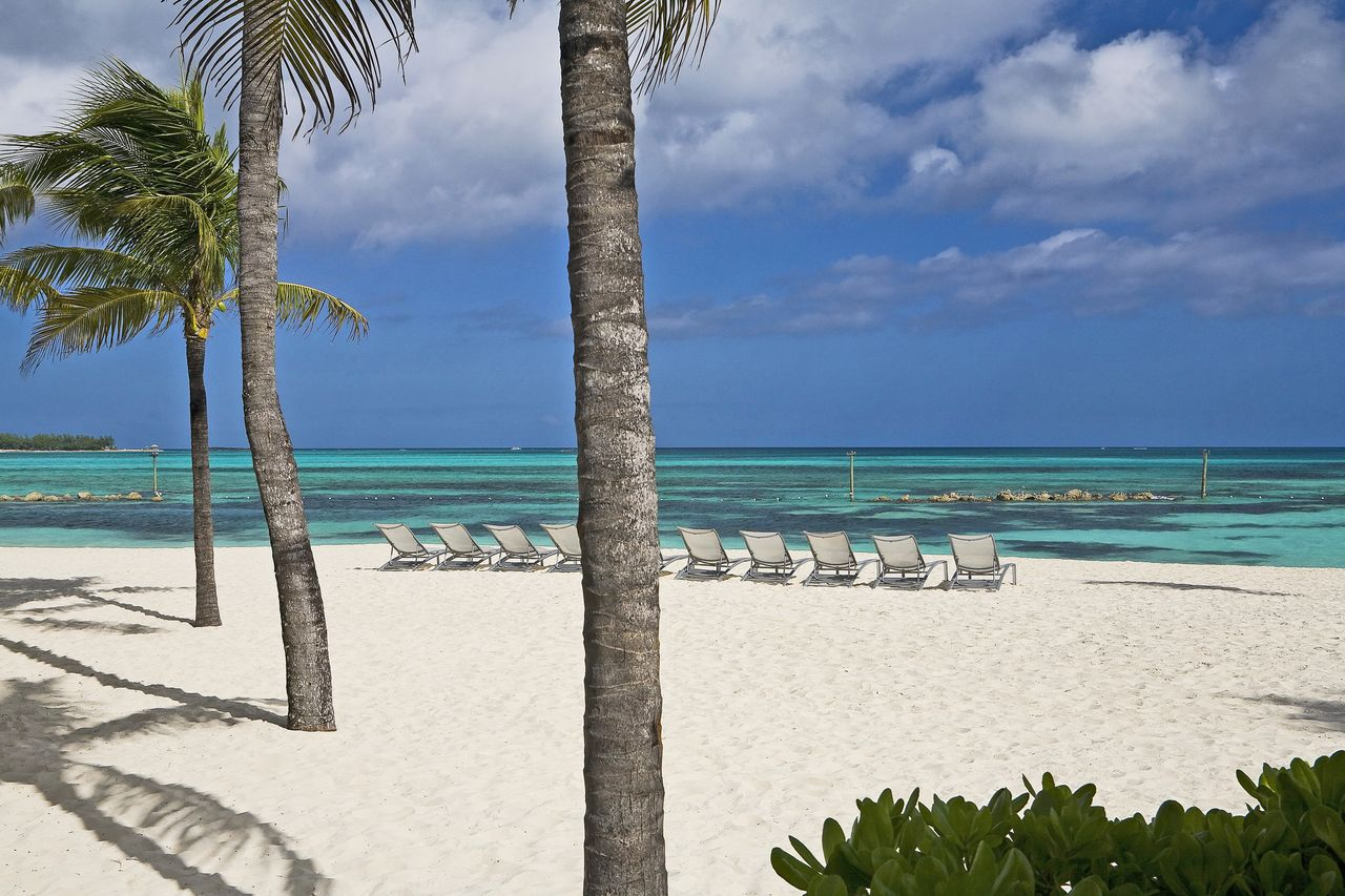 Melia Resort Cable Beach Bahamas