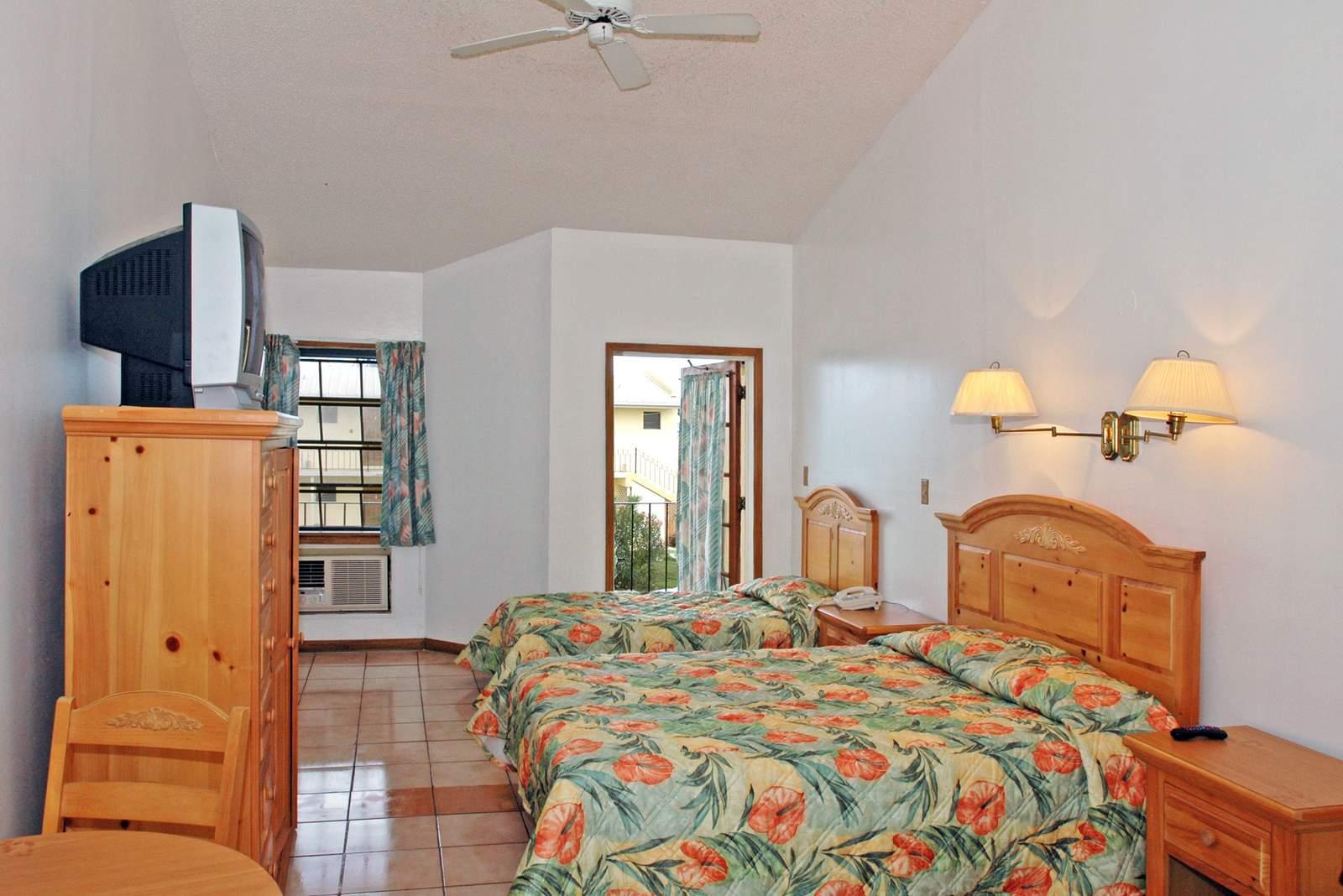 Orange Hill**+, Zimmer (Beispiel)