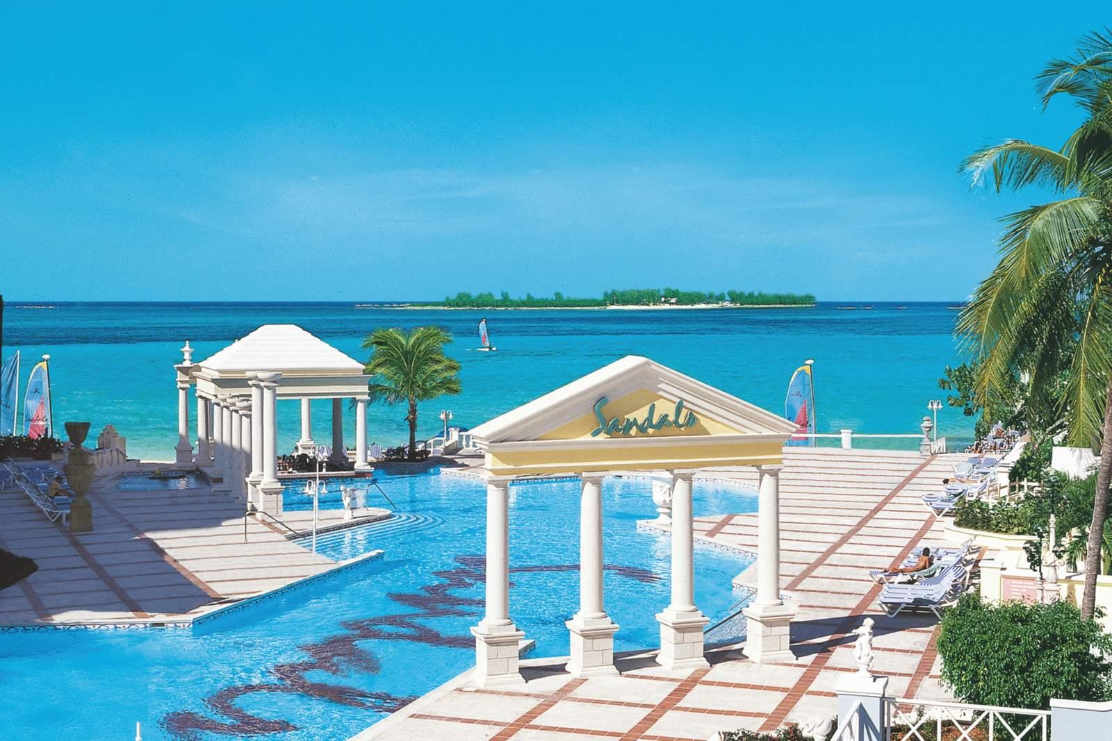 Sandals Royal Bahamian, Nassau - Pool