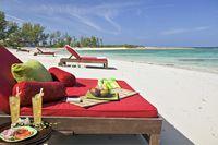 Wintersonne auf den Bahamas