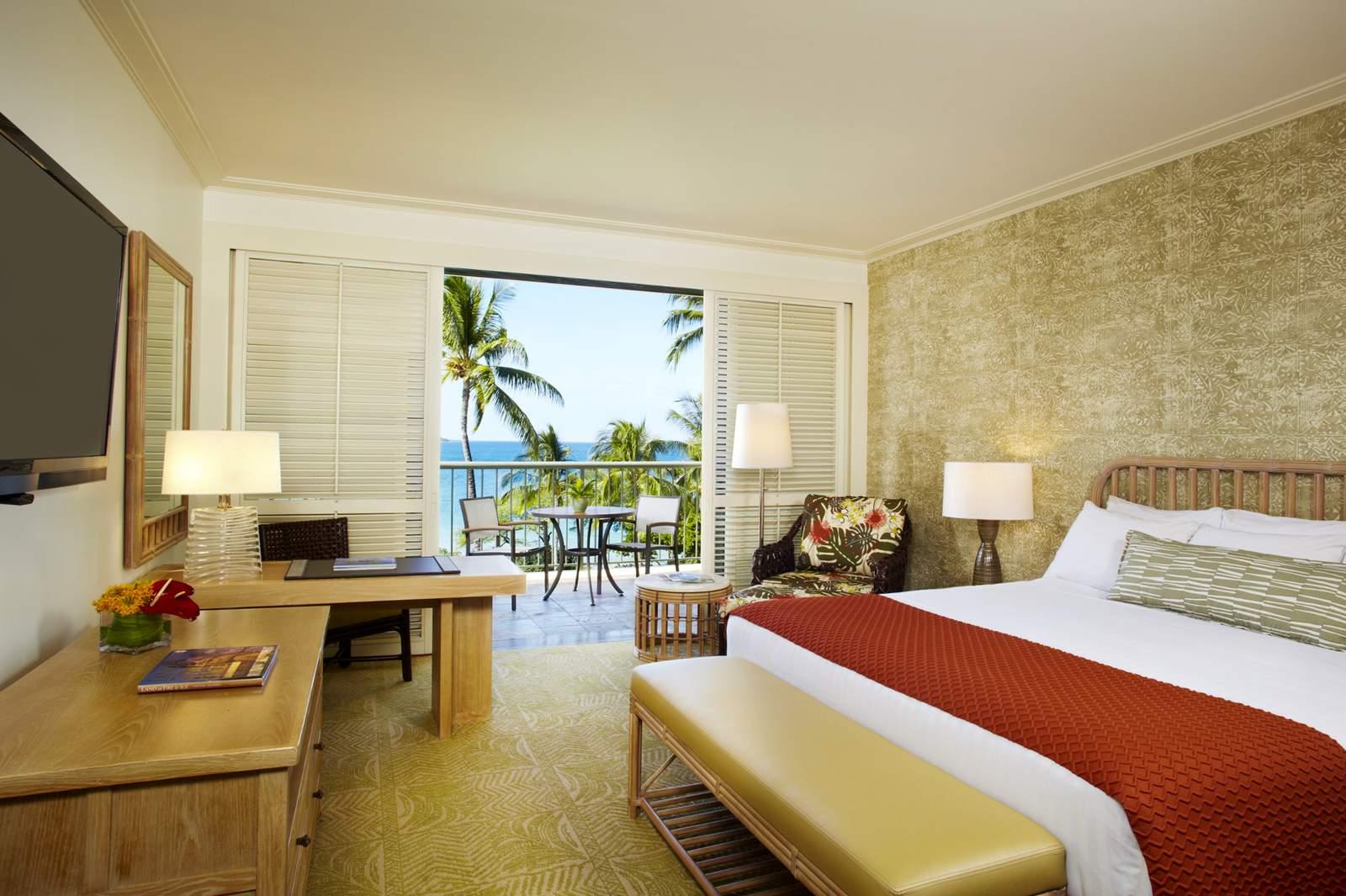 Hapuna Beach Prince Hotel****+ (Zimmerbeispiel)