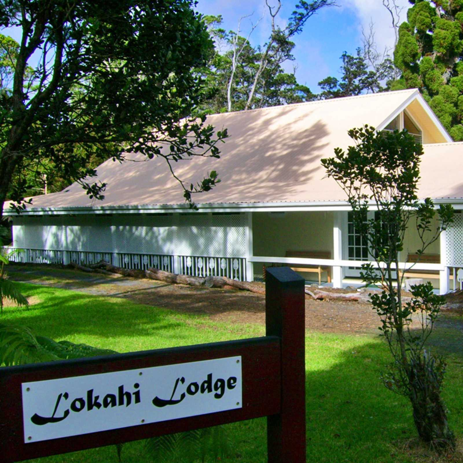 Lokahi Lodge at Volcano
