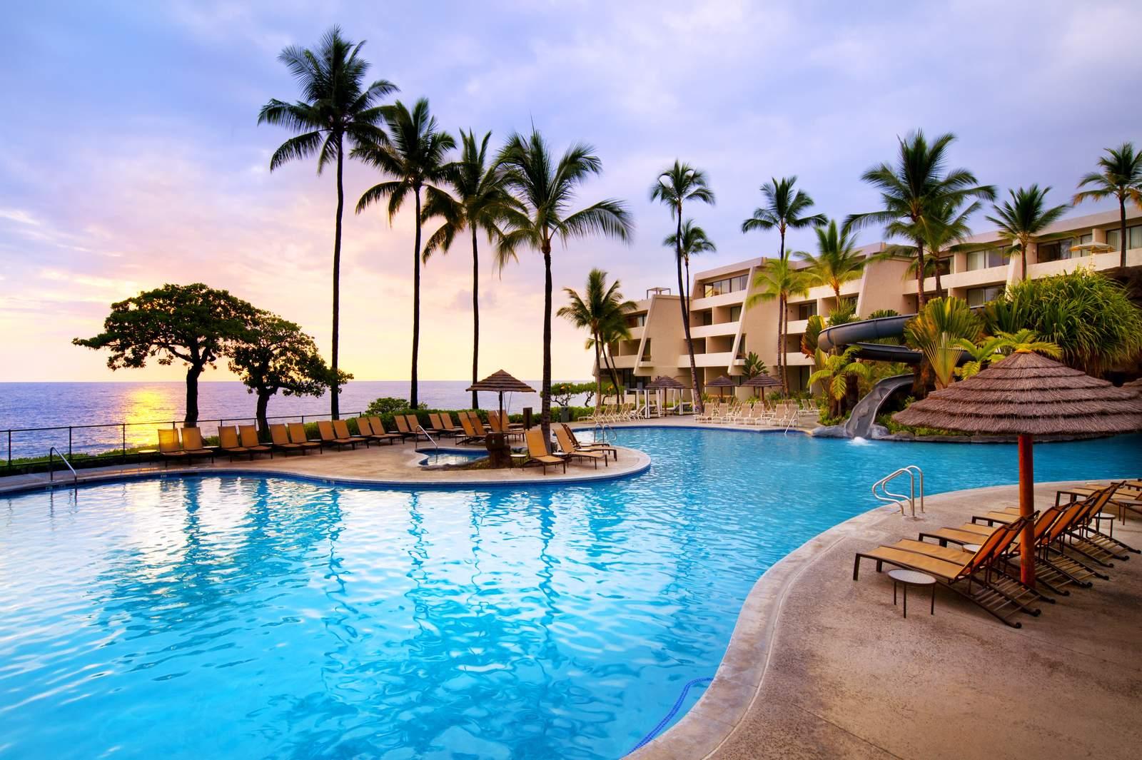 Impressionen Sheraton Kona Resort & Spa at Keauhau Bay