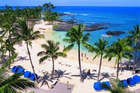 Fairmont Flair auf Hawaii