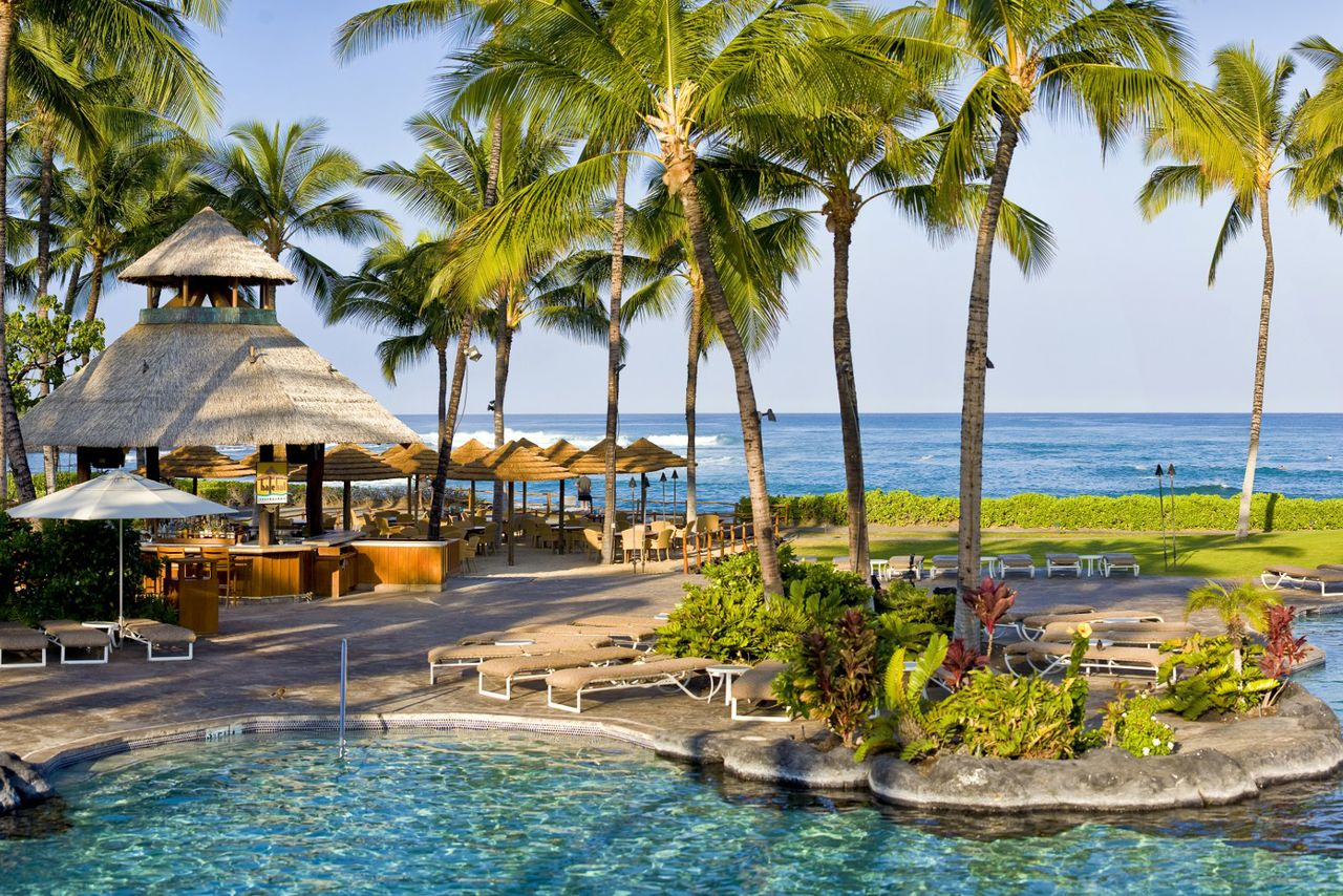 Hotel  Hawaii  The Fairmont Orchid