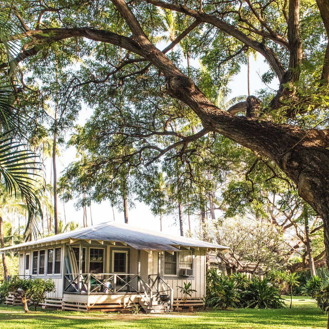 Hotel Hawaii Waimea Plantation Cottages Canusa