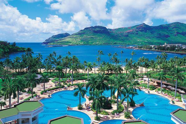 Kauai Marriott Resort Beach Club