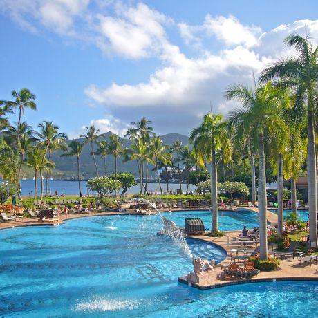 Kauai Marriott Resort & Beach Club