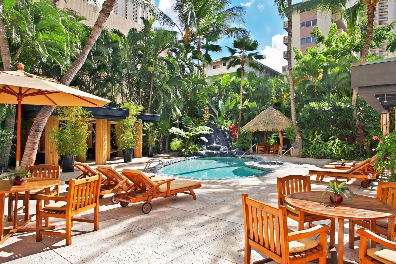 Impression Aqua Bamboo and Spa Waikiki