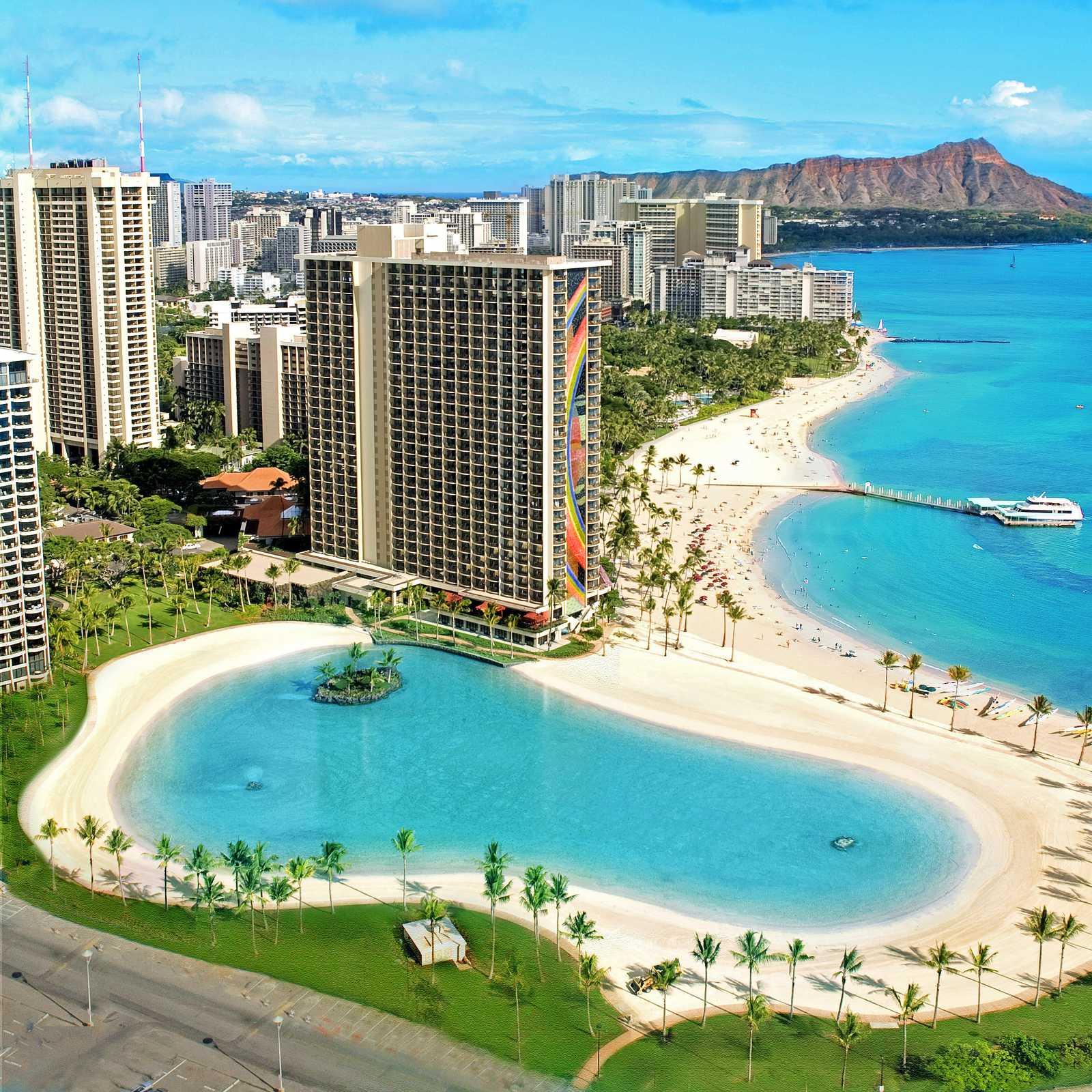 Hilton Hawaiian Village Waikiki Resort & Spa