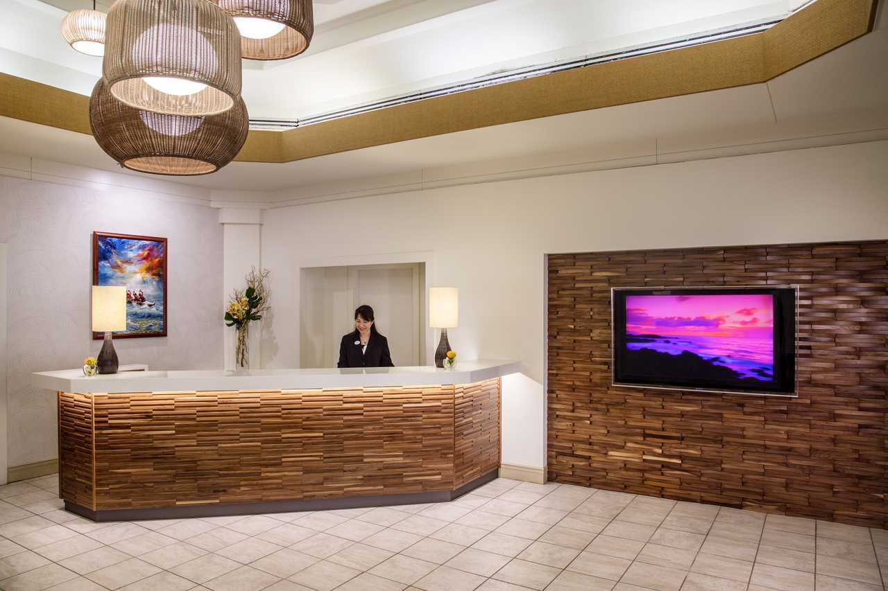 Hotel Front Desk Jobs Oahu