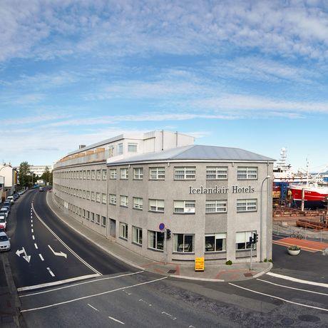 Icelandair Hotel Reykjavik Marina, Außenansicht