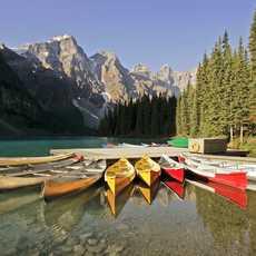 Impression Moraine Lake Lodge