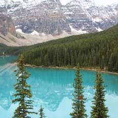 Moraine Lake, Lake Louise, Alberta
