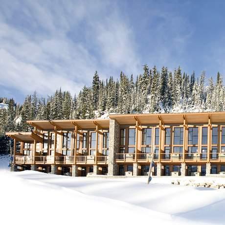 Impression Sunshine Mountain Lodge