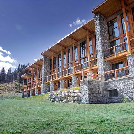 Die Sunshine Mountain Lodge in Banff