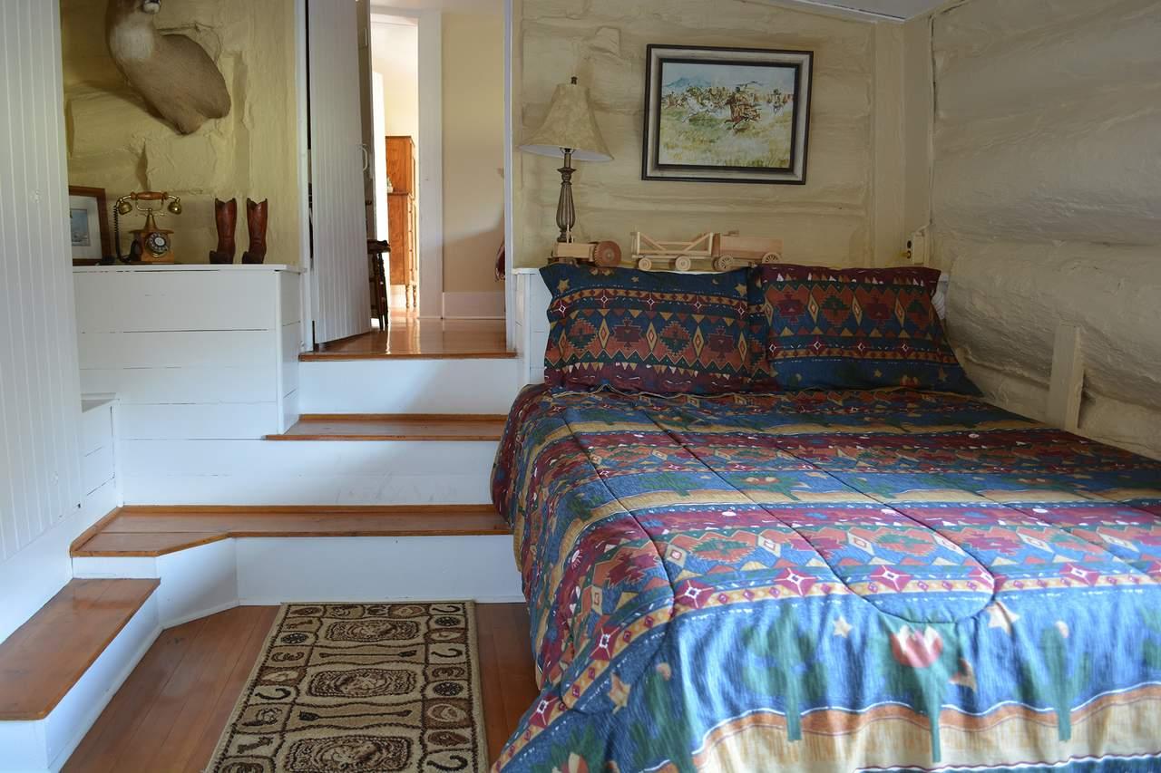 Doppelbettzimmer auf der Bar Diamond Guest Ranch