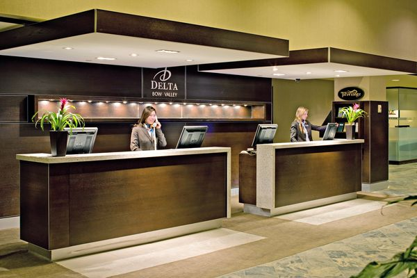 Delta Bow Valley Hotel Calgary Downtown