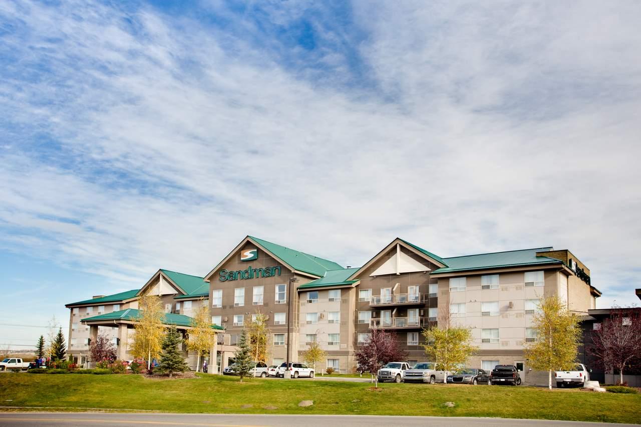 Impressionen Sandman Hotel Calgary West