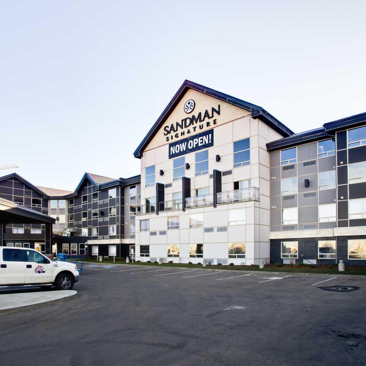 Sandman Hotel West Edmonton Edmonton Alberta