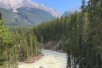 Edmonton & die Rockies