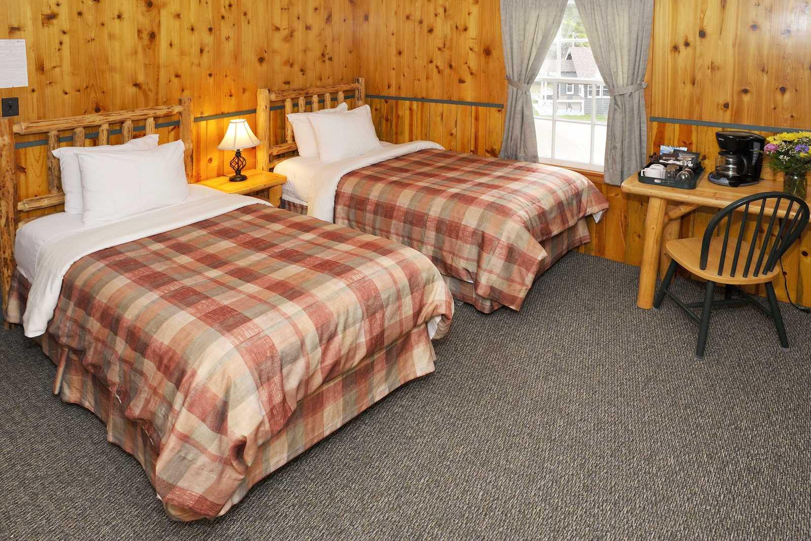 Zimmerbeispiel (Lodge Zimmer)