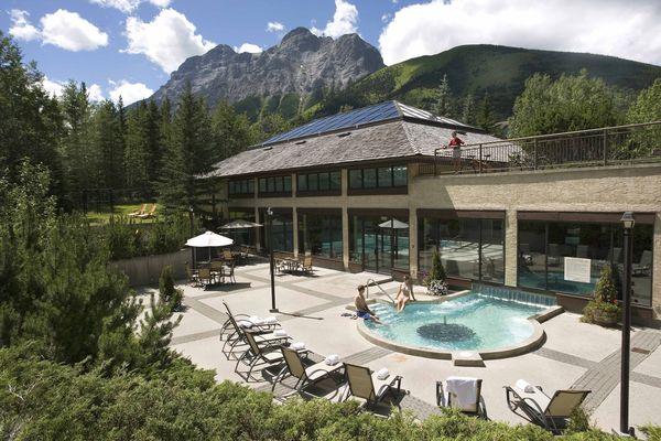 Delta Hotel Banff Spa