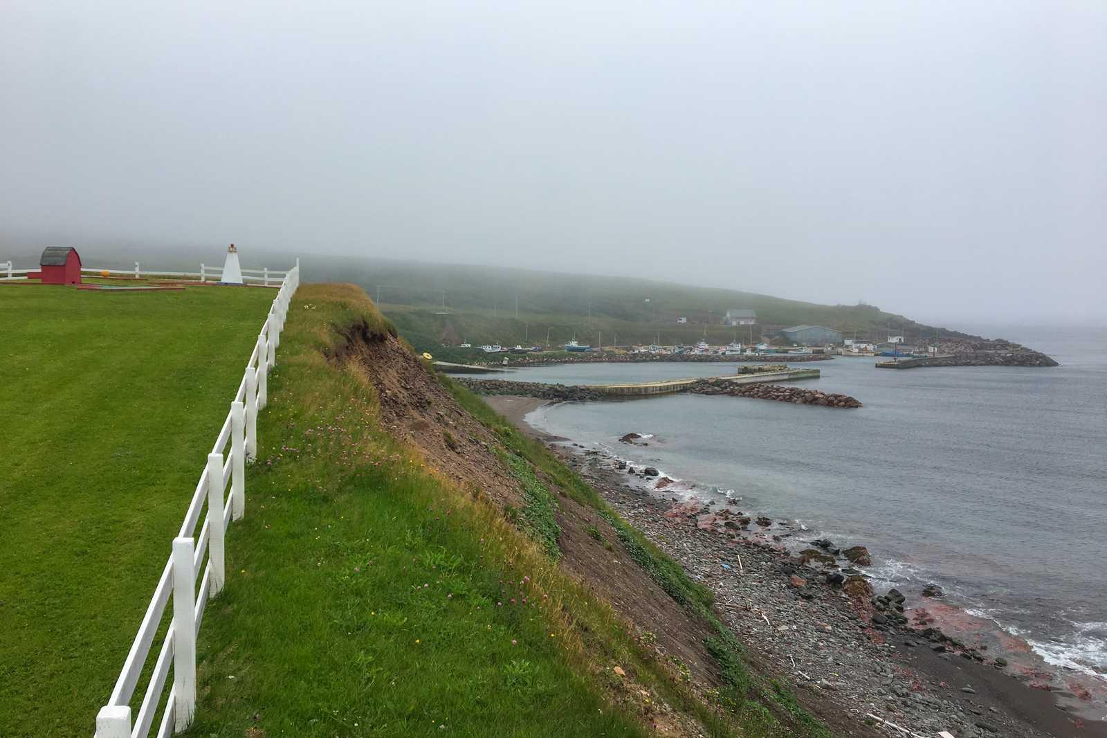 Blick auf die Placentia Bay