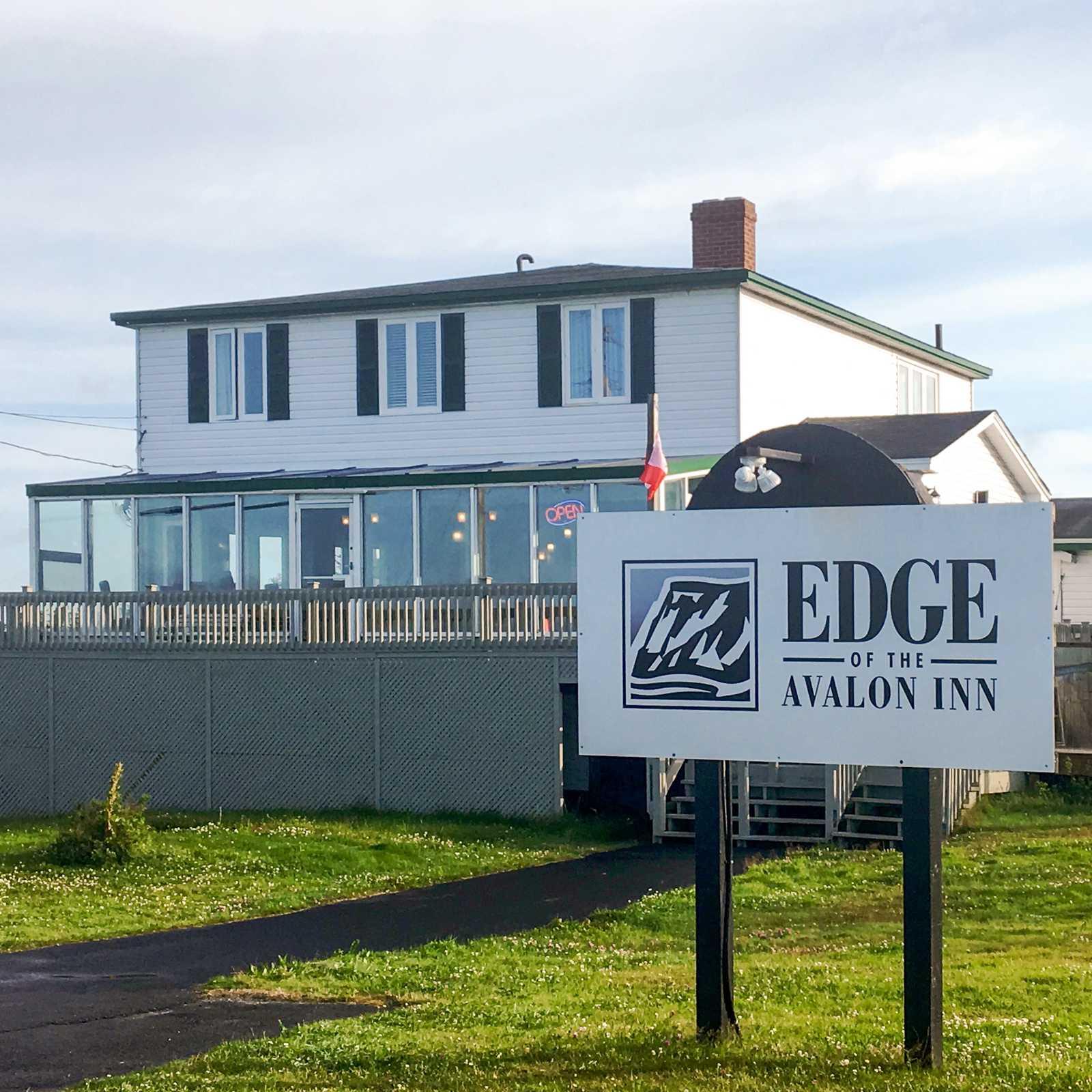 Edge of the Avalon Inn