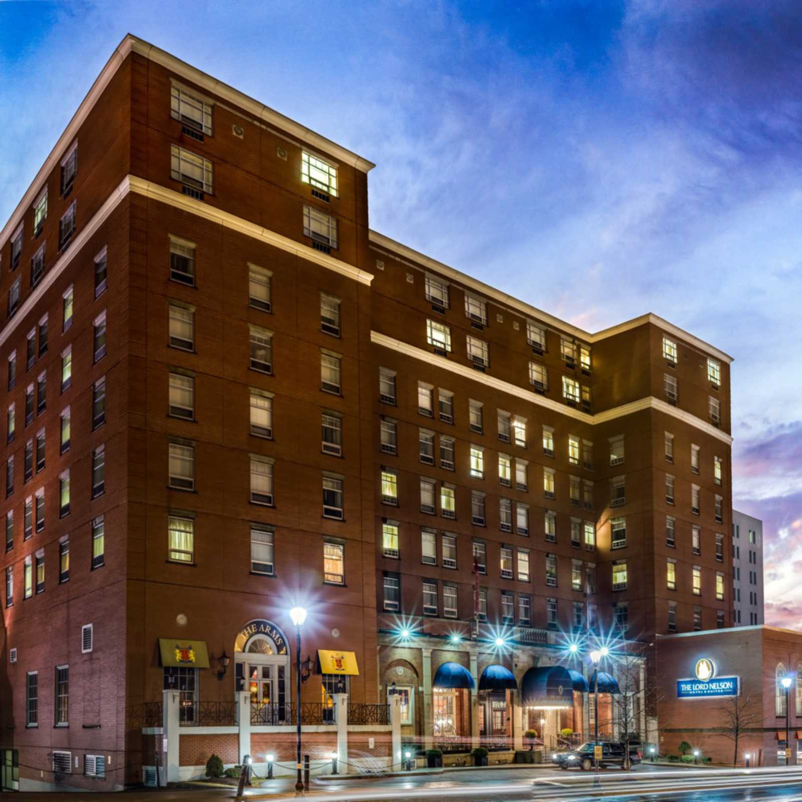 Lord Nelson Hotel & Suites