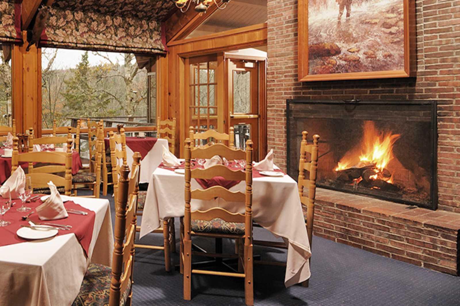Restaurant (innen)