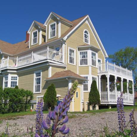 B & B: Louisbourg Harbour Inn