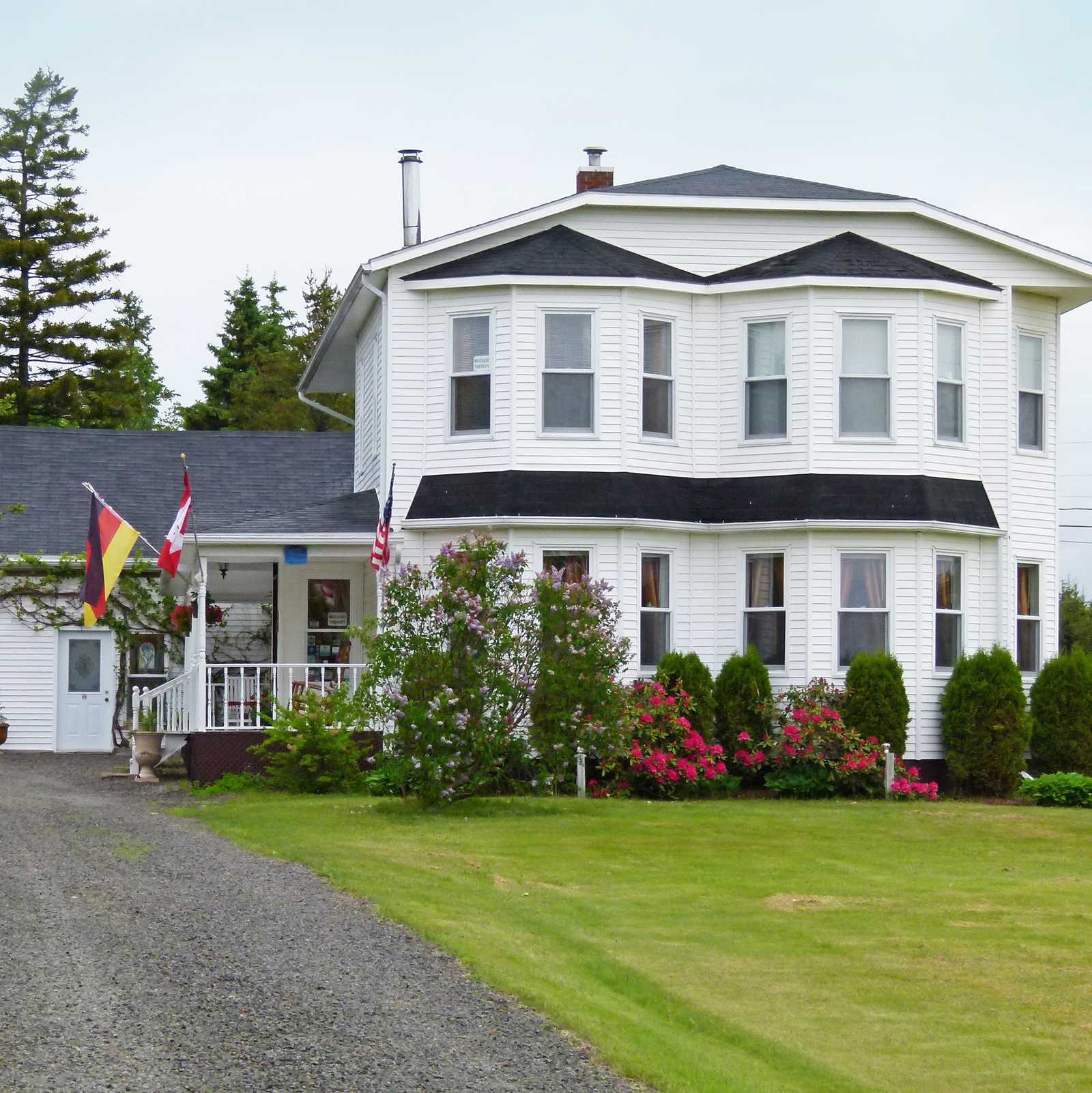 The Parrsboro Mansion