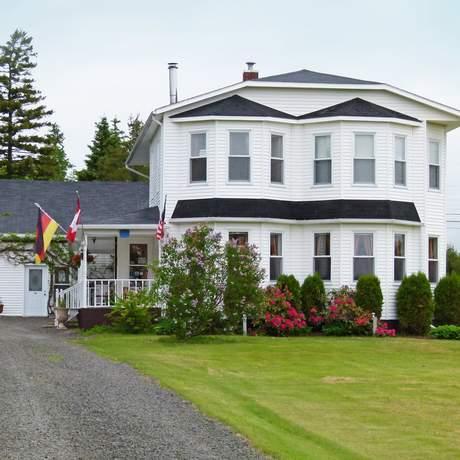 The Parrsboro Mansion