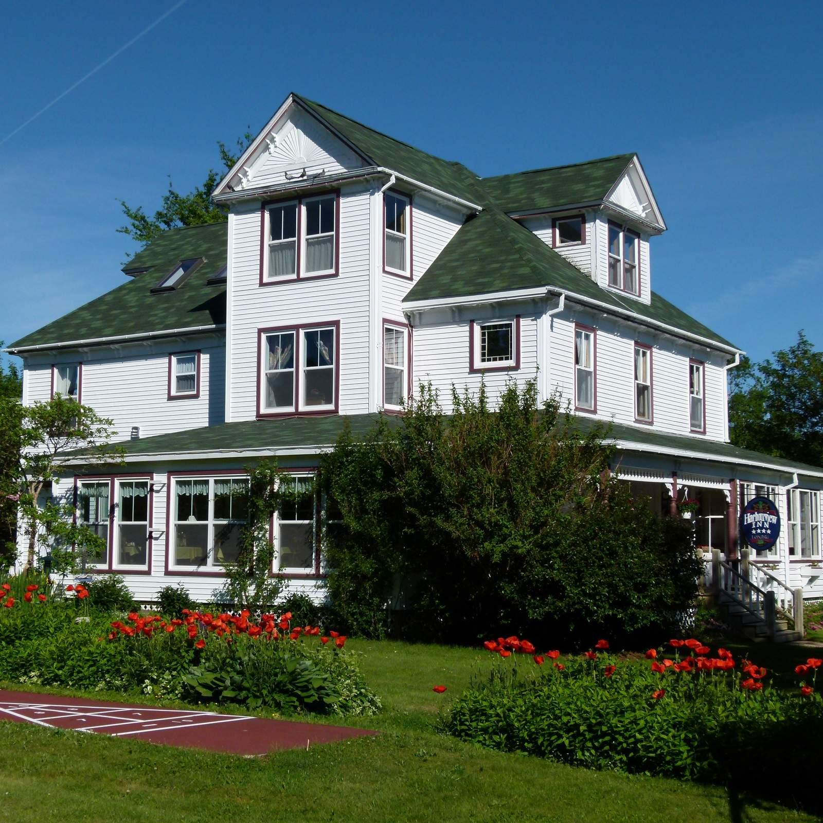 The Harbourview Inn