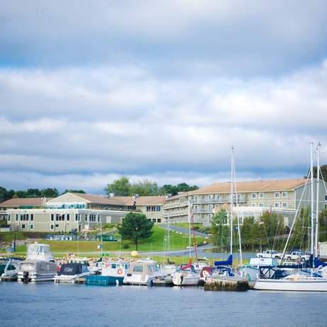 Atlantica Hotel & Marina Oak Island