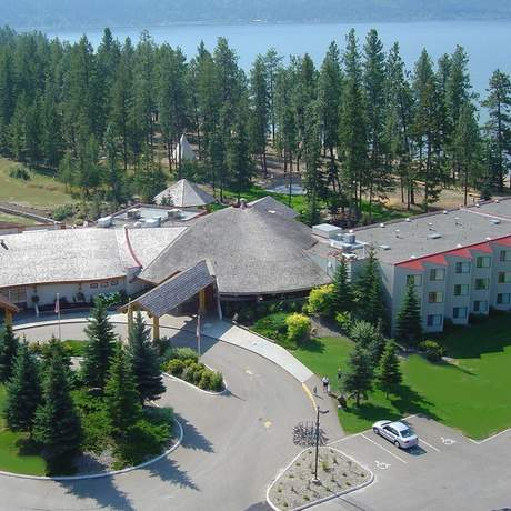Talking Rock Resort & Quaaout Lodge