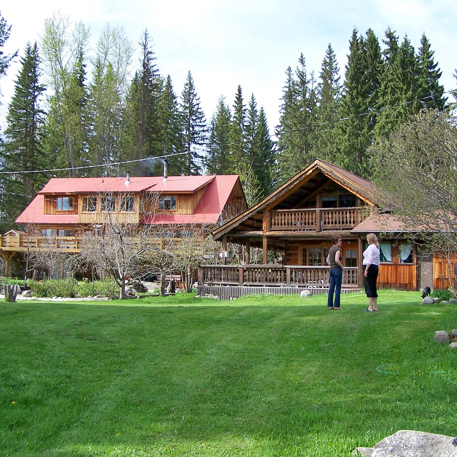 Nakiska Ranch